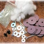 Как подобрать шплинты и шайбы к дискам