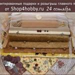 Подарок от интернет-магазина Shop4Hobby !
