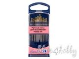 Иглы для вышивки lux 3-9 (ручные)