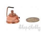 Кукольная миниатюра «Чайник»