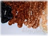Локоны-кудряшки для кукол (волосы)