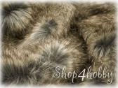 Плюш «натюр» 30 мм (дикий кот)