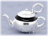 Шармик «Чайник серебристый» мал.