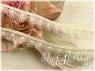 Тесьма ажурная «Цветы» (23-78)