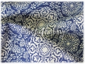 Ткань лен «Кружево»