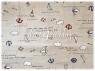 Ткань лен «Регата»