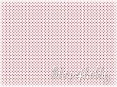 Ткань «Тильда» горошек-мини