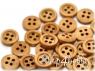 Пуговица деревянная 11 мм (10 шт)