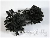 Тычинки черные
