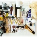 Список необходимых инструментов и дополнительных материалов для «Енотика Чарли»